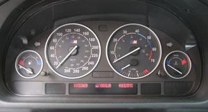 Tausch einer Tachoscheibe beim BMW E39