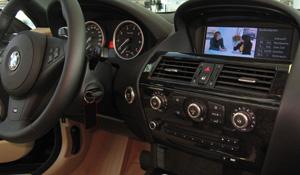 TV Freischaltung BMW